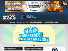 Radio Globus / Globus Guld-Medie & Marketing